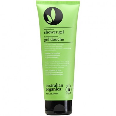 Australian Organics Moisture Boost Shower Gel