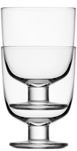 Lempi glass 34 cl clear