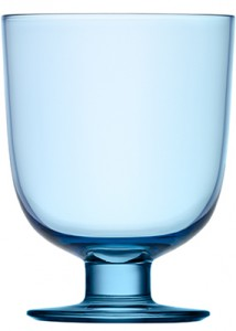 Lempi glass 34 cl blue