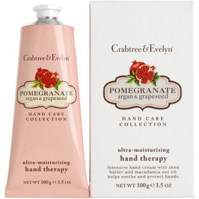 Crabtree & Evelyn Pomegranate, Argan & Grapeseed Hand Therapy