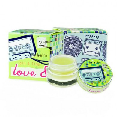 Love  & Toast Lip Balm, Gin & Lime