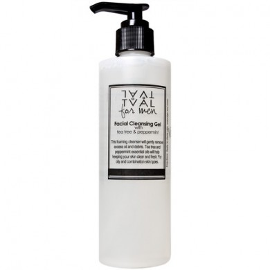 TVÅL for Men Facial Cleansing Gel